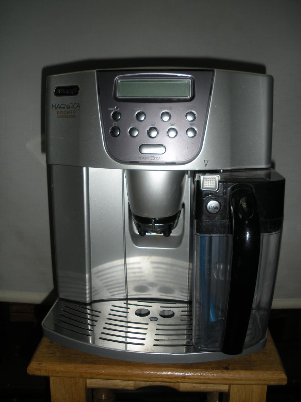 Поломка кофемашины