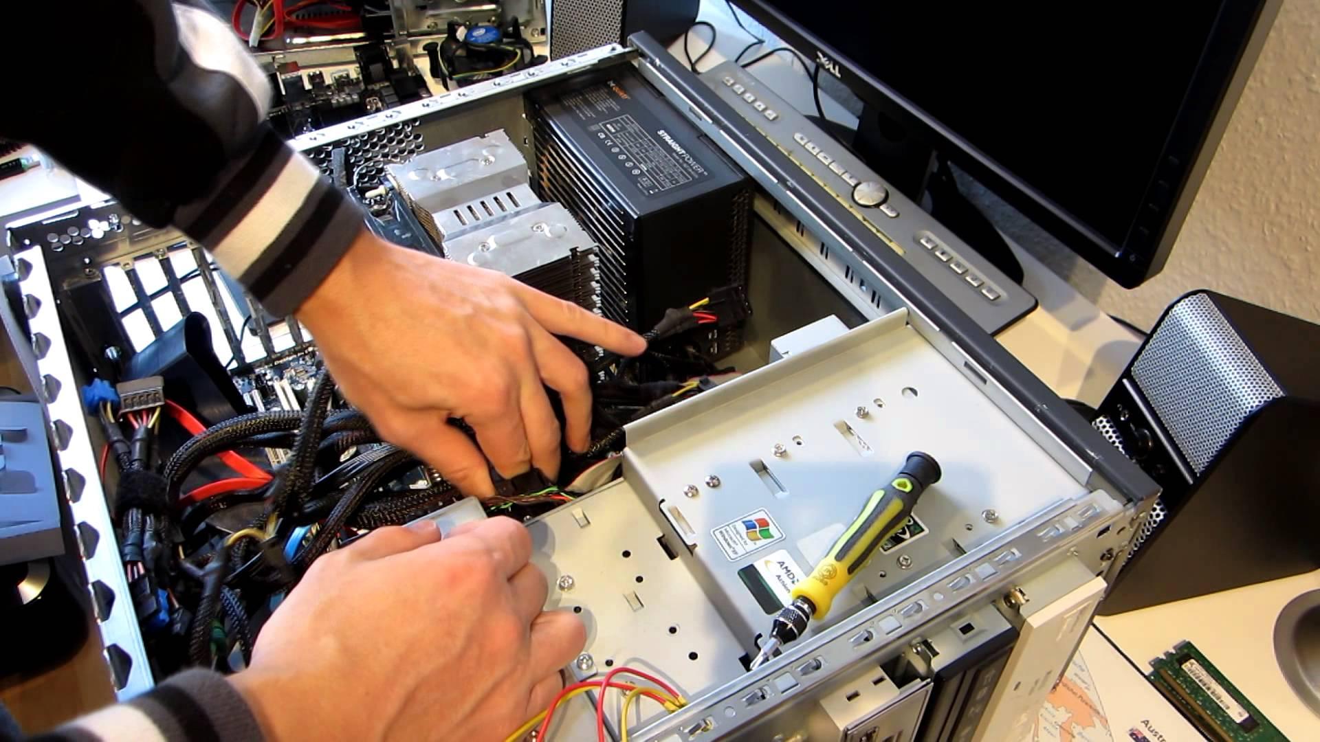 Ремонт компьютера в Одессе