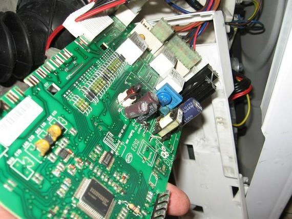 Стиральная машина плата управления ремонт своими руками