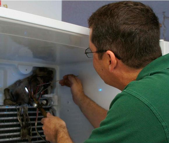 Сервисное обслуживание холодильников на дому в Одессе