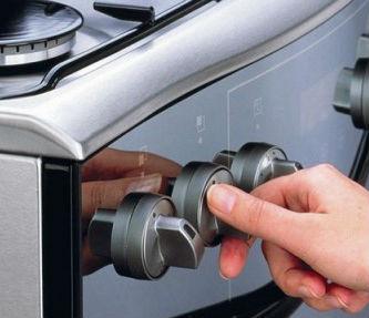 Починка газовой плиты на дому