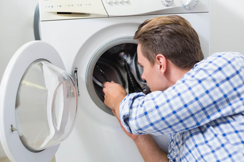 Как убрать плесень со стиралки