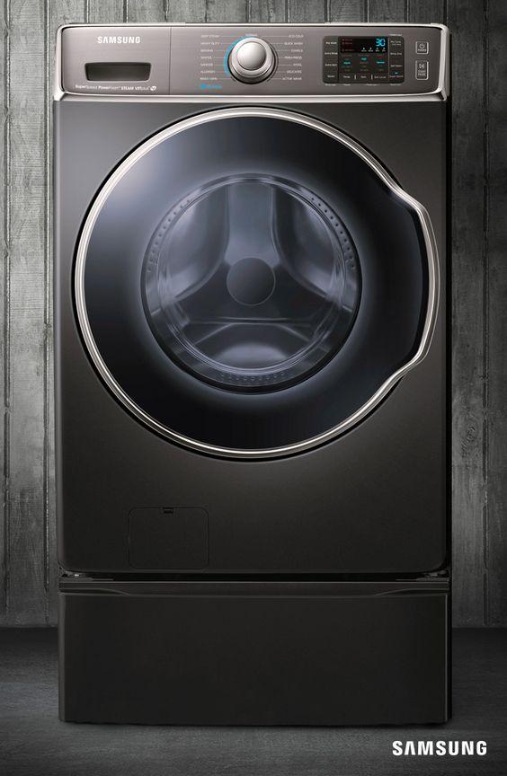 Фронтальная стиралка Samsung